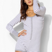 BDG Twin Sister Lounge Romper - Urban Outfitters