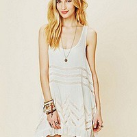 Free People Clothing Boutique > Voile Trapeze Slip