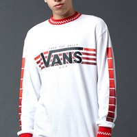 Vans Freestyle Thermal Mesh Long Sleeve Jersey at PacSun.com