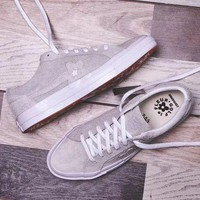 VONE05RT Converse one star X Golf Le Fleur 'Gray' Sneaker