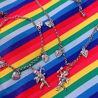 Lucky Angel Chain
