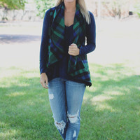 Cabin Retreat Vest - Emerald