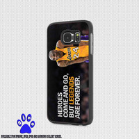 Lakers Kobe Bryant for iphone 4/4s/5/5s/5c/6/6+, Samsung S3/S4/S5/S6, iPad 2/3/4/Air/Mini, iPod 4/5, Samsung Note 3/4 Case * NP*