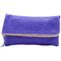 Amethyst Perry Clutch
