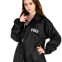 FUGLY COACHES JACKET