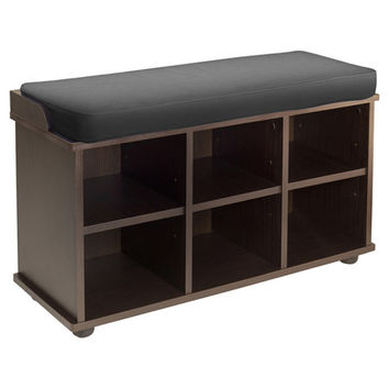 You should see this Townsend Storage Bench in Espresso on Daily Sales!