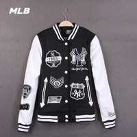 Hot Deal On Sale Sports Jacket Embroidery Baseball [10507736327]