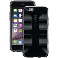 SPECK 73425-B565 iPhone(R) 6/6s CandyShell(R) Grip Case (Black/Slate Gray)