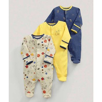 Kids clothes set baby boy girl newborn rompers baby clothing set
