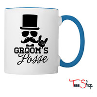 Groom Wedding Marriage Stag night bachelor party Coffee & Tea Mug