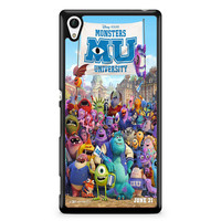 Monster Inc 2 Poster Xperia Z4 Case