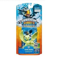 Skylanders: Giants Glow in the Dark Sonic Boom