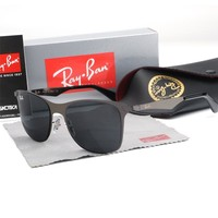 Ray-Ban Germany design essence ultra-light elastic glasses frame ultra-thin men and women fashion variety3521