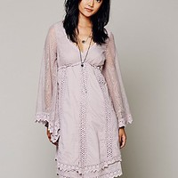 Free People Womens Nightingale Dress