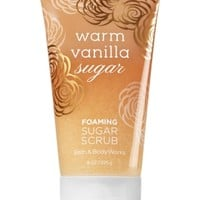 Foaming Sugar Scrub Warm Vanilla Sugar