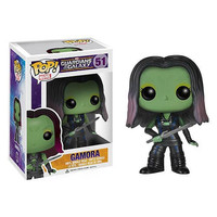 Gamora Guardians Of The Galaxy Pop Vinyl Figure Bobble Head