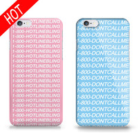 Hotline Bling Hard Case For iPhone & Samsung Models FAST FREE SHIPPING!