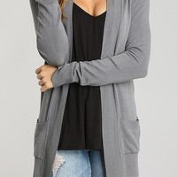 Casual Cardigan (several color options)