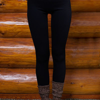 One More Leggings - Black