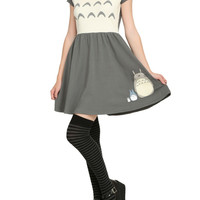 Studio Ghibli Her Universe My Neighbor Totoro Friends Costume Dress