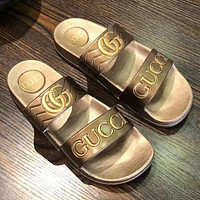 GG women's all-match casual slippers sandals shoes