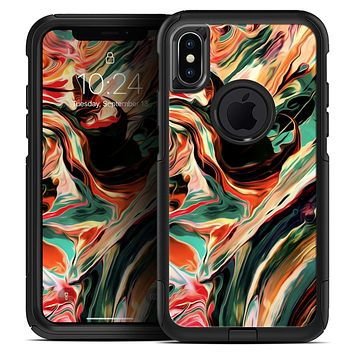 Blurred Abstract Flow V60 - Skin Kit for the iPhone OtterBox Cases