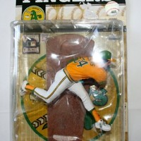 McFarlane Toys MLB Cooperstown Series 6 Action Figure Rollie Fingers (Oakland A's)