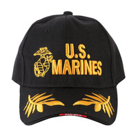 "Embroidery ""Marines"" Baseball Cap"