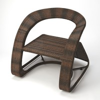 Mallorca Rattan Chair