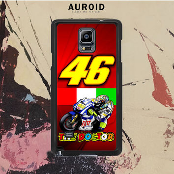 Valentino Rossi 2 The Doctor 46 Motogp Samsung Galaxy Note 3 Case Auroid