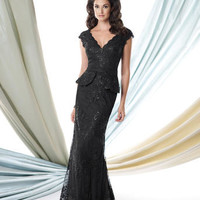 Mother of the Bride Dresses – Montage by Mon Cheri 114928 Lace Mermaid