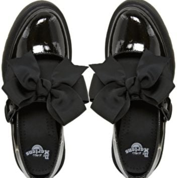 Dr Martens Mariel Bow Mary Jane Shoes