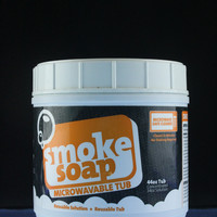 420 Science Smoke Soap 44oz Large Tub Reusable Glass Cleaner
