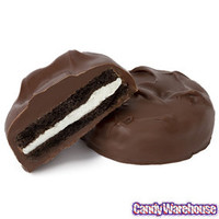 Dark Chocolate Covered Oreo Cookies: 5LB Box | CandyWarehouse.com Online Candy Store