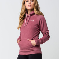 THE NORTH FACE Embroidered Logo Womens Hoodie   Sweatshirts & Hoodies
