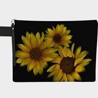 Sunflower Triple - Pouch