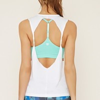 Active Hustle Muscle Tee   Forever 21 - 2000152304