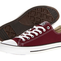 Converses Chuck Taylor All Star Lo Burgundy