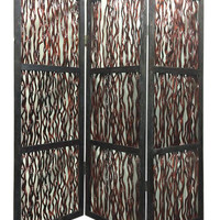 "Screen Gems Branch Screen 72"" Room Divider"