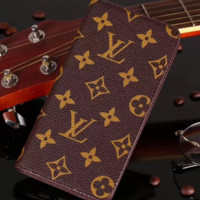 Leather Louis Vuitton LV Phone Cover Case  iPhone Case Cover