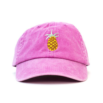 Pineapple Outdoors Cap (Light Purple)