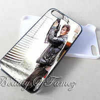 Daryl Dixon Walking Dead for iPhone 4, iPhone 4s, iPhone 5, iPhone 5s, iPhone 5c Samsung Galaxy S3, Samsung Galaxy S4 Case