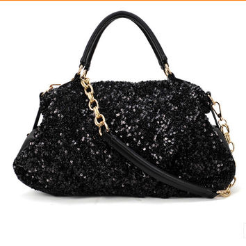 Women Classical Fashion One Shoulder Tote Bag On Sale = 4432170628