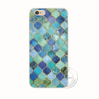 Mosaic Pattern iPhone 7 and iPhone 7 Plus Case - Slim Fit with Mosaic Patterns