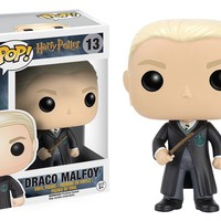 Draco Malfoy Harry Potter Funko Pop! #13