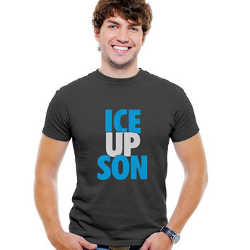 Steve Smith Panthers T-Shirt ICE UP SON