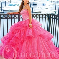 Quinceanera Collection 26758 by House of Wu | Quinceanera Dresses | Quince Dresses | Dama Dresses | GownGarden.com