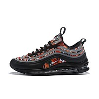 NIKE AIR MAX 97 Fugu 97 Full Palm Air Cushion Shoe