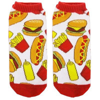 JUNK FOOD SOCKS