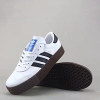 Trendsetter Adidas Samba Women Men Fashion Casual  Low-Top Old Skool Shoes